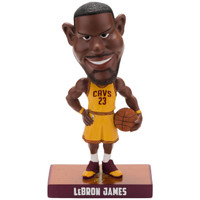 Cleveland Cavaliers Lebron James Caricature Bobblehead