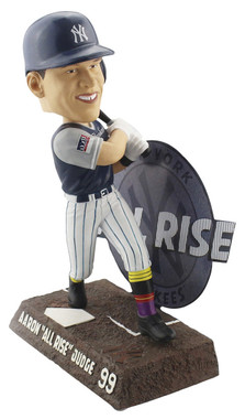Aaron Judge New York Yankees Nickname Bobblehead