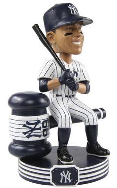 Aaron Judge New York Yankees Riding Bobblehead