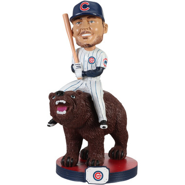 Chicago Cubs Kris Bryant Riding Bobblehead
