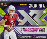 2018 Panini XR Football Hobby Box