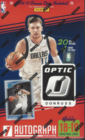 2018/19 Panini Donruss Optic Basketball Hobby Box