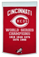 Cincinnati Reds Banner