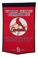 Saint Louis Cardinals Banner