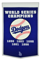 Los Angeles Dodgers Banner