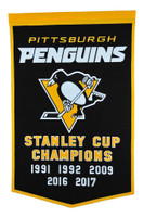 Pittsburgh Penguins Banner