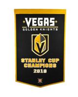 Vegas Golden Knights Dynasty Banner