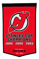 New Jersey Devils Banner