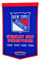 New York Rangers Banner