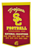 Southern California Football Banner