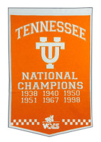 Tennessee Football Banner