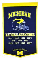 Michigan Football Banner