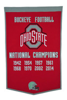 Ohio State Football Banner