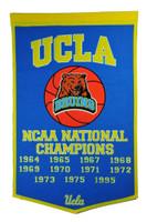 UCLA Basketball Banner