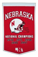 Nebraska Football Banner
