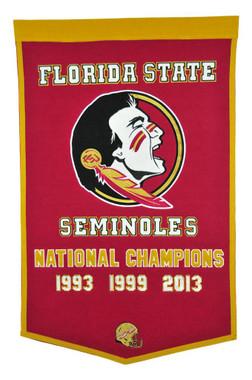 Florida State Football Banner