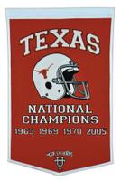 Texas Football Banner