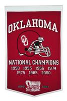 Oklahoma Football Banner
