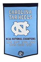 North Carolina at Chapel Hill Basketball Banner