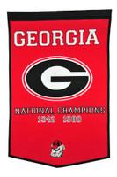 Georgia Football Banner