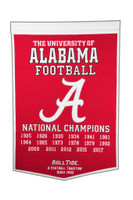 Alabama Football Banner