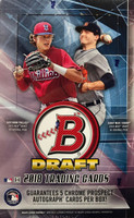 2018 Bowman Draft Baseball Super Jumbo 6 Box Case