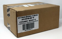 2017 Panini Flawless Baseball Hobby 2 Box Case