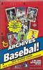 2019 Topps Archives Baseball Hobby Box