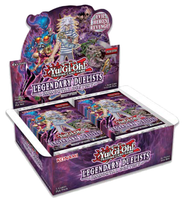Yugioh Legendary Duelists Immortal Destiny Booster Box