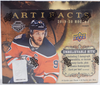 2019/20 Upper Deck Artifacts Hockey Hobby Box