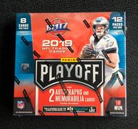 2019 Panini Playoff Football Hobby Box