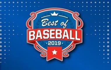 2019 Leaf Best of Baseball Hobby Box
