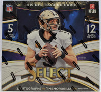 2019 Panini Select Football Hobby Box