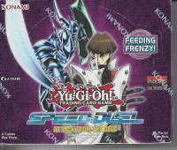 Yugioh Speed Duel: Attack From the Deep 1st Edition Booster Box