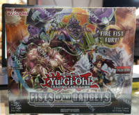 Yugioh Fists of the Gadgets 1st Edition Booster Box