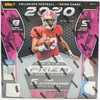 2020 Panini Prizm Collegiate Draft Picks Football Hobby Box