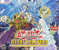 Yugioh Secret Slayers Booster Box