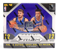 2018/19 Panini Prizm Basketball 1st Off The Line Hobby Box