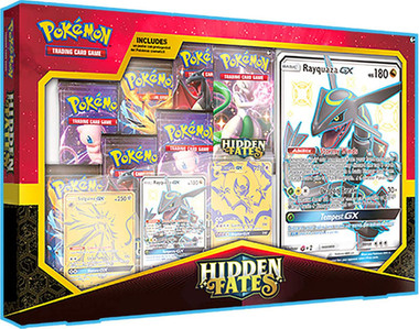 Pokemon Hidden Fates Premium Powers Collection Box