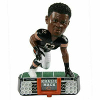 Chicago Bears Khalil Mack Stadium Lights Bobblehead