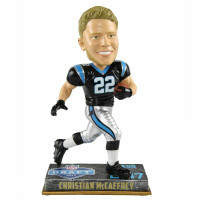 Carolina Panthers Christian McCaffrey 2017 Draft Rookie Bobblehead