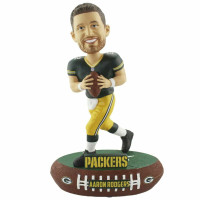 Green Bay Packers Aaron Rodgers Baller Edition Bobblehead