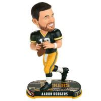 Green Bay Packers Aaron Rodgers Headline Edition Bobblehead