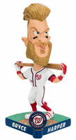 Washington Nationals Phillies Bryce Harper Caricature Bobblehead