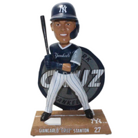 "New York Yankees Giancarlo ""Cruz"" Stanton Nickname Bobblehead"