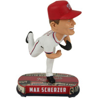 Washington Nationals Max Scherzer Headline Edition Bobblehead