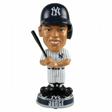 New York Yankees Aaron Judge Knucklehead Bobblehead
