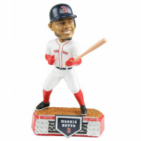 Dodgers Boston Red Sox Mookie Betts Stadium Lights Bobblehead