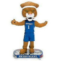 Kentucky Wildcats Mascot Headline Bobblehead