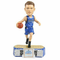 Dallas Mavericks Luca Doncic Stadium Lights Bobblehead